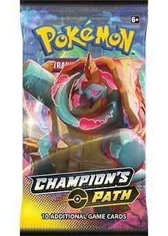Booster Pack - SWSH Champion's Path - Pokémon Booster Pack Champion's Patch - Drednaw