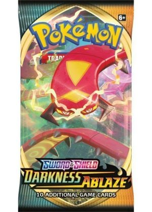 Booster Pack - SWSH Darkness Ablaze
