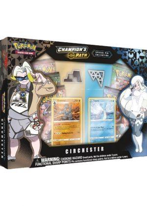 Circhester Special Pin Collection Box.