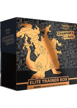 Elite Trainer Box - SWSH Champion's Path