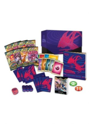 Elite Trainer Box - SWSH Darkness Ablaze - Indhold - SWSH Darkness Ablaze Elite Trainer Box