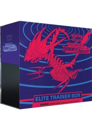 Elite Trainer Box - SWSH Darkness Ablaze