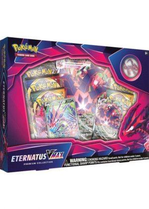 Eternatus VMAX Premium Collection Box.