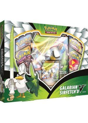 Galarian Sirfetch'd V Box.