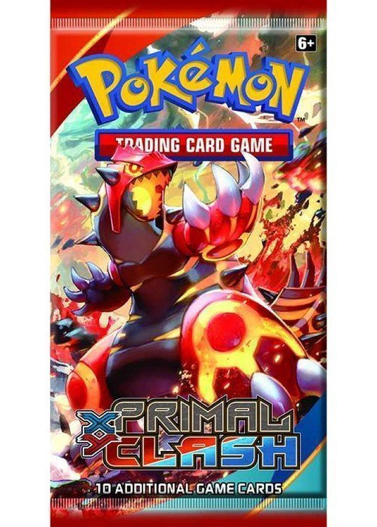 Booster Pack - XY Primal Clash