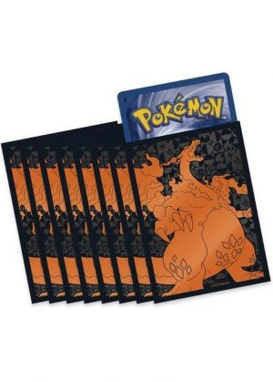 Charizard VMAX Deck Protector Sleeves 65 stk. (66x91mm)