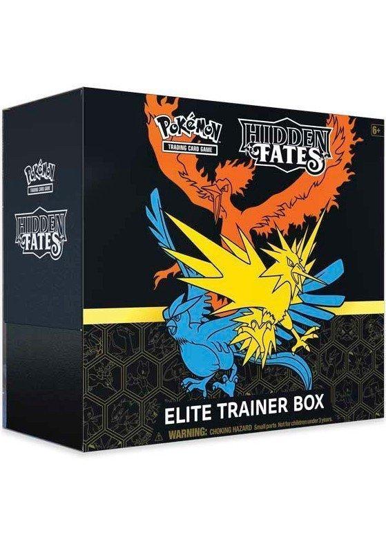 Elite Trainer Box - S&M Hidden Fates