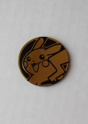 1 vilkårlig pokemon mønt
