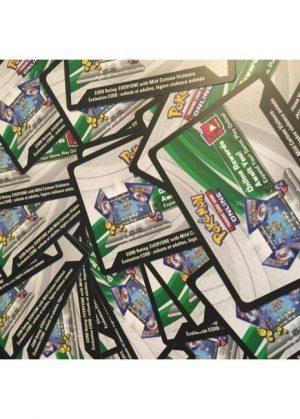 50 Koder til Pokemon TCG online