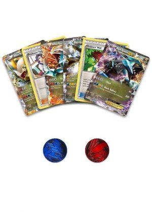 Black Kyurem vs White Kyurem - Battle Arena Deck - Specielle Pokémonkort i Black Kyurem vs White Kyurem Battel Arena Deck
