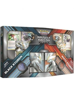 Black Kyurem vs White Kyurem - Battle Arena Deck