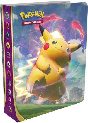Mini mappe med pokemonmotiv (1 kort pr. side)(VVO)