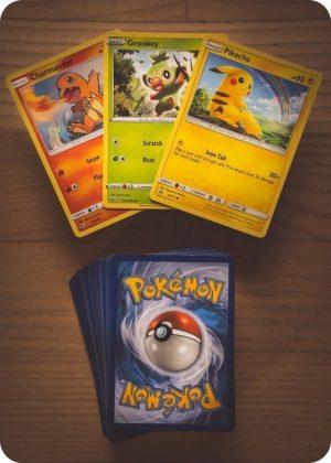 100 Pokémonkort