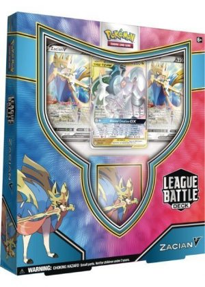 Zacian V - League Battle Deck