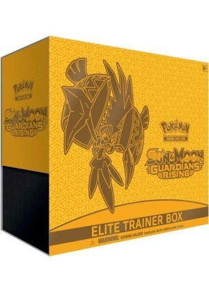 Elite Trainer Box - S&M Guardians Rising