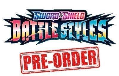 SWSH Battle Style - Preorder