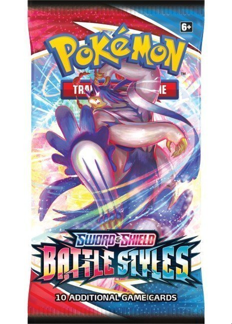 Booster Pack - SWSH Battle Styles