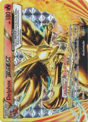 Delphox BREAK - 14/124