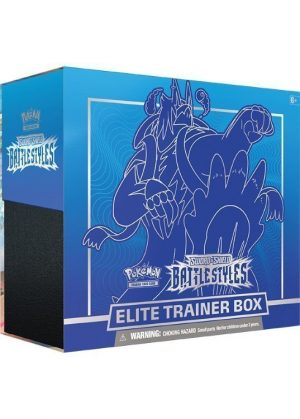 Elite Trainer Box - Blå - SWSH Battle Styles