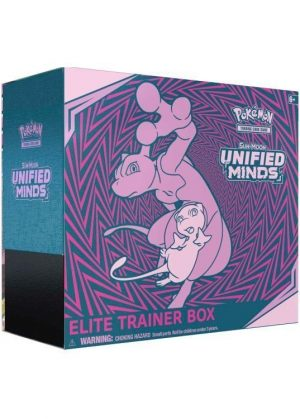 Elite Trainer Box - S&M Unified Minds