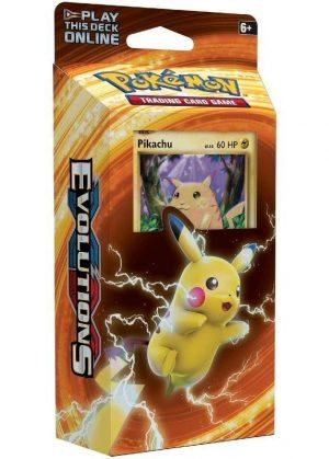 Pikachu Power - Theme Deck