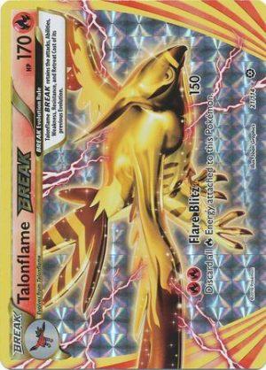 Talonflame BREAK - 21/114