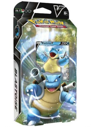 Blastoise V - Battle Deck