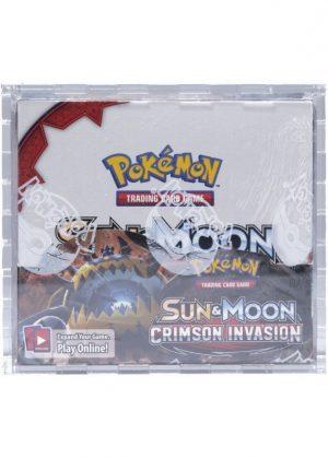 Case til Pokémon Booster Box (S&M & SWSH) - Legendary Card Collector
