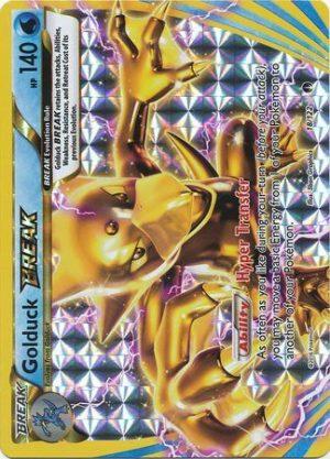 Golduck BREAK - 18/122