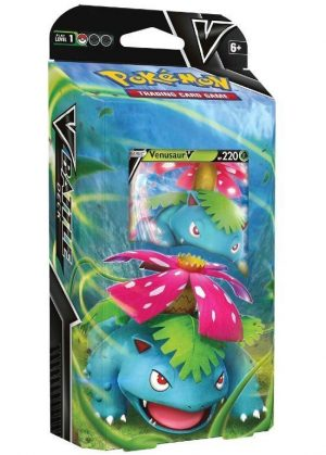 Venusaur V - Battle Deck