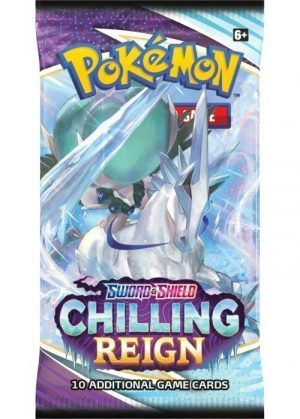 Booster Pack - SWSH Chilling Reign