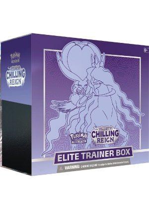 Elite Trainer Box - Lilla - SWSH Chilling Reign
