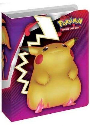 Mini mappe med pokemonmotiv (1 kort pr. side)(VVO2)
