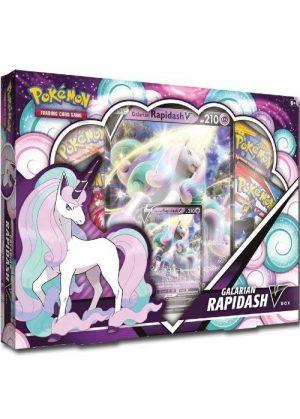 Galarian Rapidash V Box.