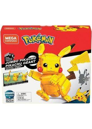 Mega Construx Jumbo Pikachu