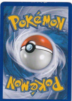 Pokemons loppefund nr. 11 - Bagside