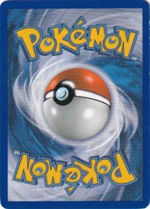 Pokemons loppefund nr. 13 - Bagside