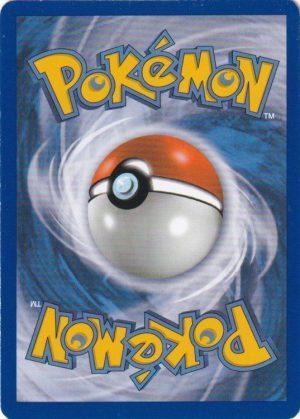 Pokemons loppefund nr. 19 - Bagside