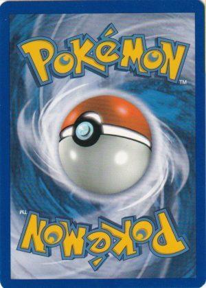 Pokemons loppefund nr. 20 - Bagside