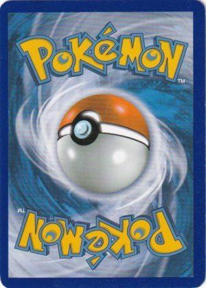Pokemons loppefund nr. 24 - Bagside