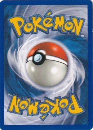 Pokemons loppefund nr. 27 - Bagside