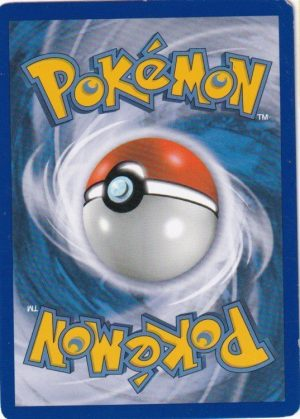 Pokemons loppefund nr. 28 - Bagside