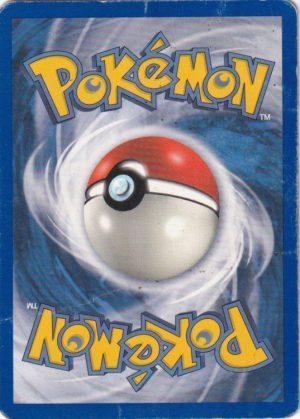 Pokemons loppefund nr. 30 - Bagside