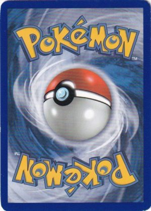 Pokemons loppefund nr. 33 - Bagside