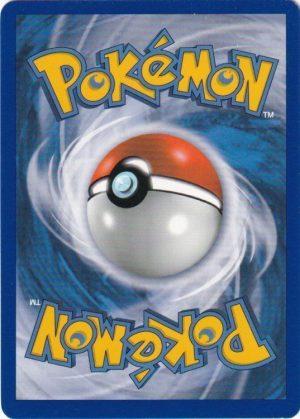 Pokemons loppefund nr. 39 - Bagside