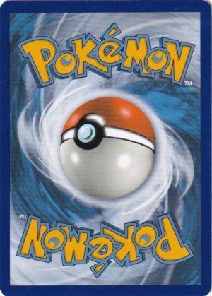 Pokemons loppefund nr. 41 - Bagside
