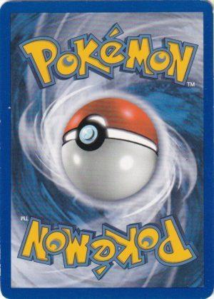 Pokemons loppefund nr. 45 - Bagside