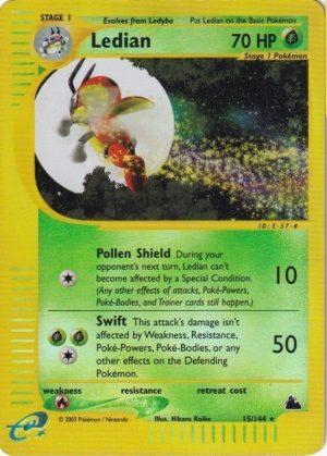 Pokemons loppefund nr. 46 - Forside