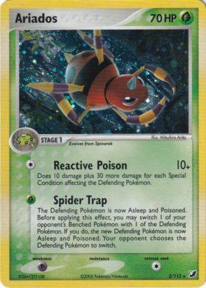 Pokemons loppefund nr. 96 - Forside