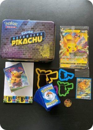 Pokemons loppefund pakke nr. 3